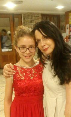 Lucrezia e Mrs. Silvia Marcovici masterclass