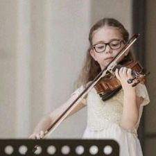 Solo concert at the Ministry of Education