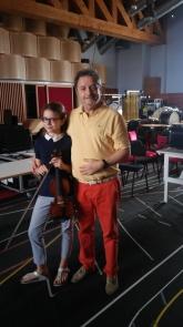 with Mr. Pavel Vernikov