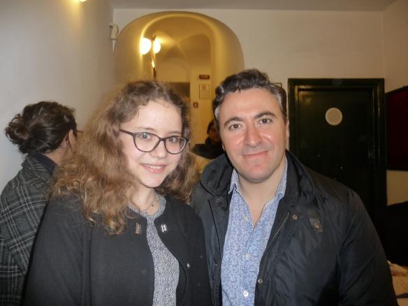 Lucrezia Vengerov Teatro Argentina 12 04 2018
