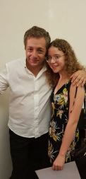 with Mr. Pavel Berman