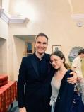 with Mr. Stefan Milenkovich