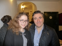 with Mr. Maxim Vengerov